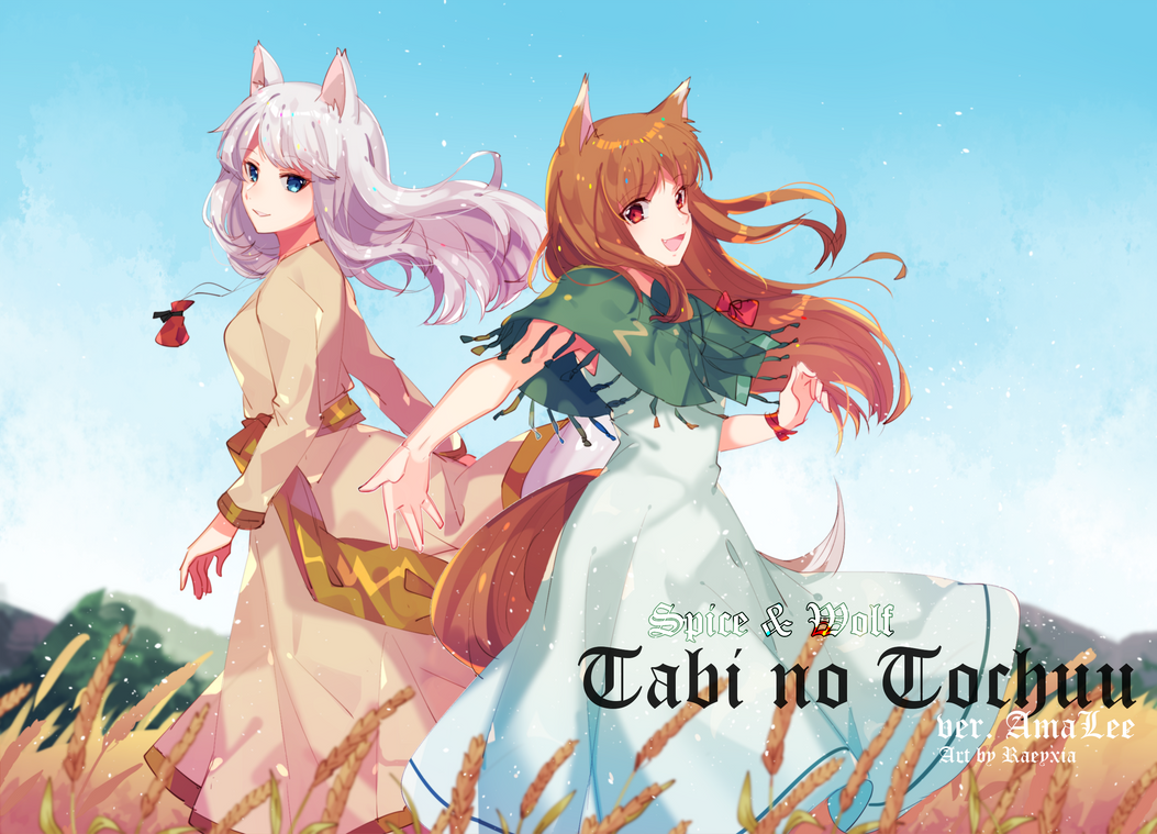 Tabi no Tochuu by Raeyxia