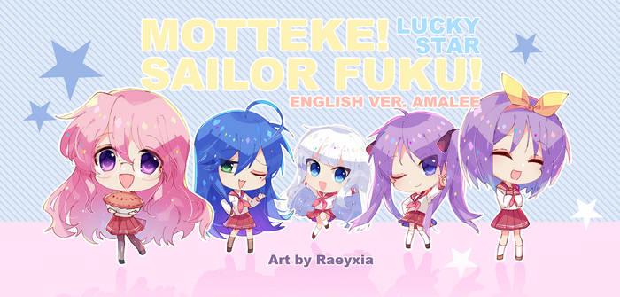 Motteke! Sailor Fuku!