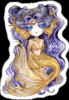 Luna gold fish commission