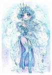 The Snow Queen Berthier