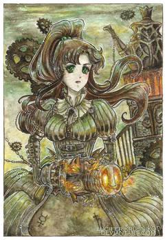 Steamdress Makoto