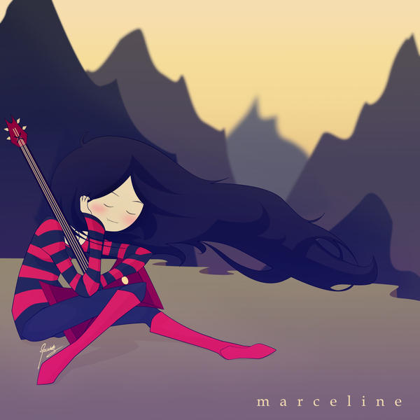 Marceline by pantaeba