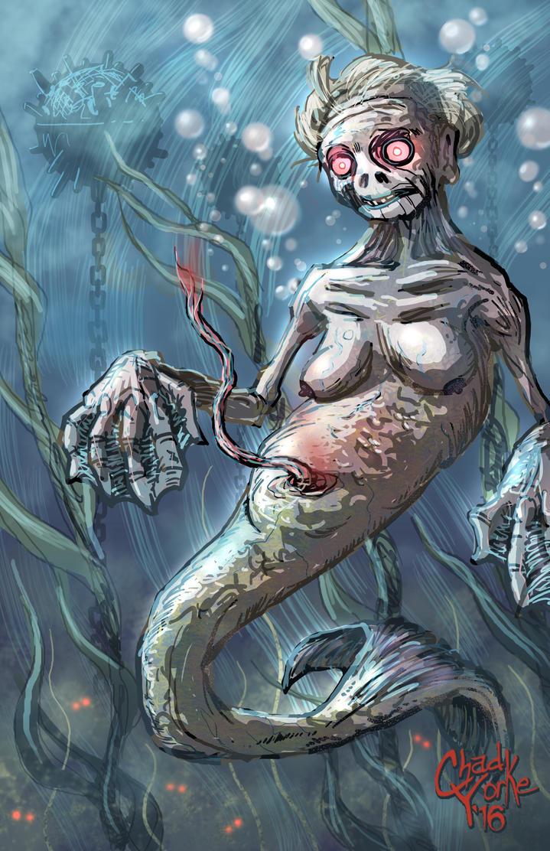 Mermaid by ChadGrimm