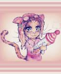 Cat Cat Cat Cat #2 by Asurabella