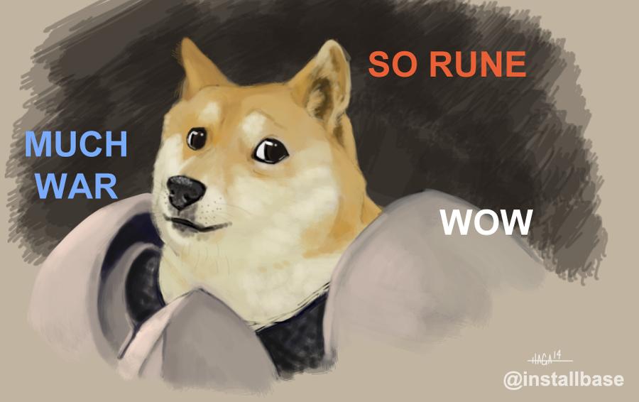 Kobold Doge by dead-pixels