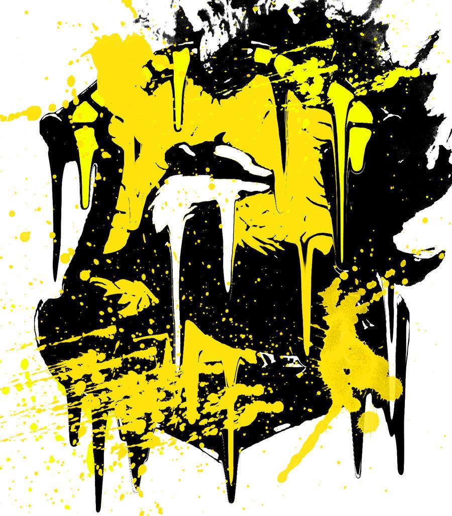Hufflepuff Grunge By Morrallshortie On DeviantArt