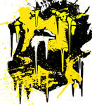 Hufflepuff Grunge