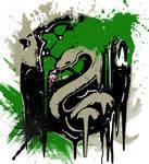 Slytherin Grunge