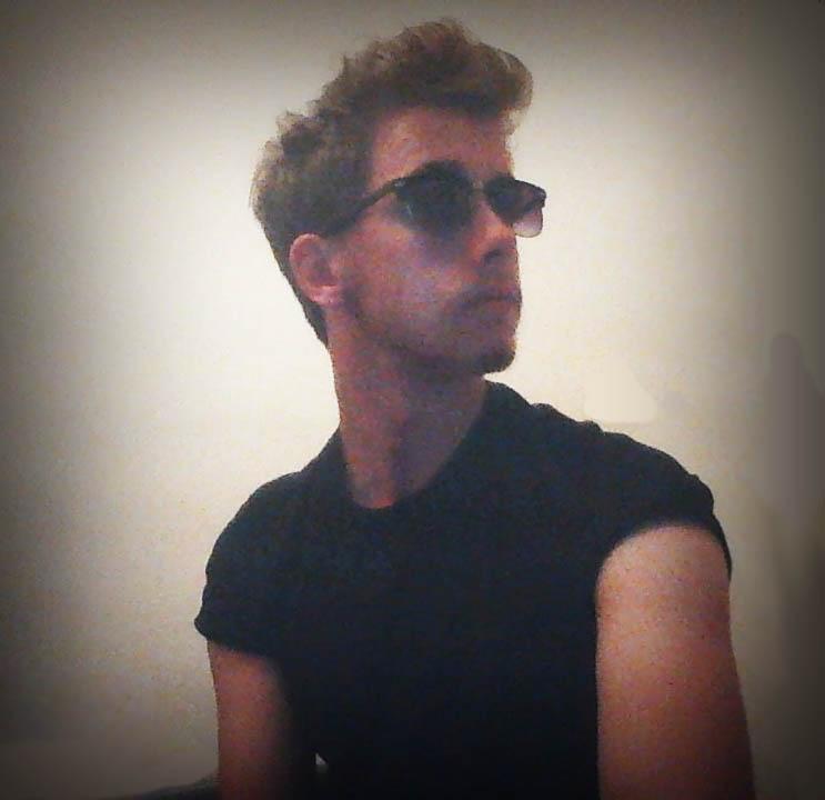 Sunglasses Male Stock #2 by morrallshortie