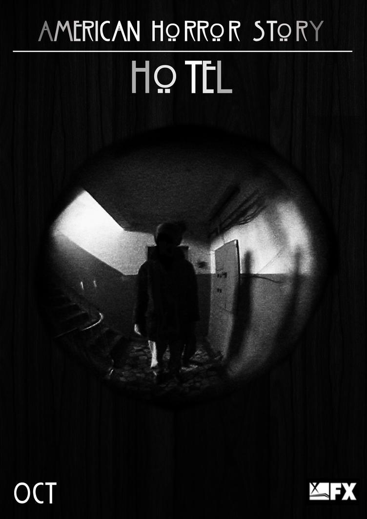 American Horror Story: Hotel No.5 'Peep' by morrallshortie