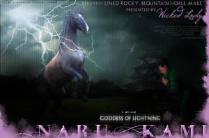 Naru Kami by Impressive-Instant