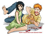 Bleach Valentine