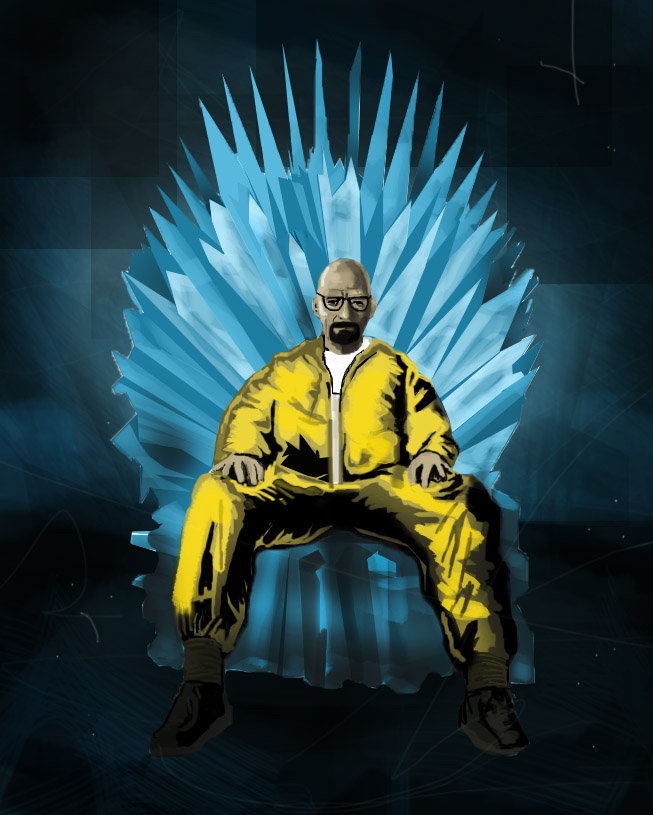 Breaking Bad Game Of Thrones By Maheen S On Deviantart