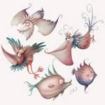 Creatures - The Giggleoppolous Zoo