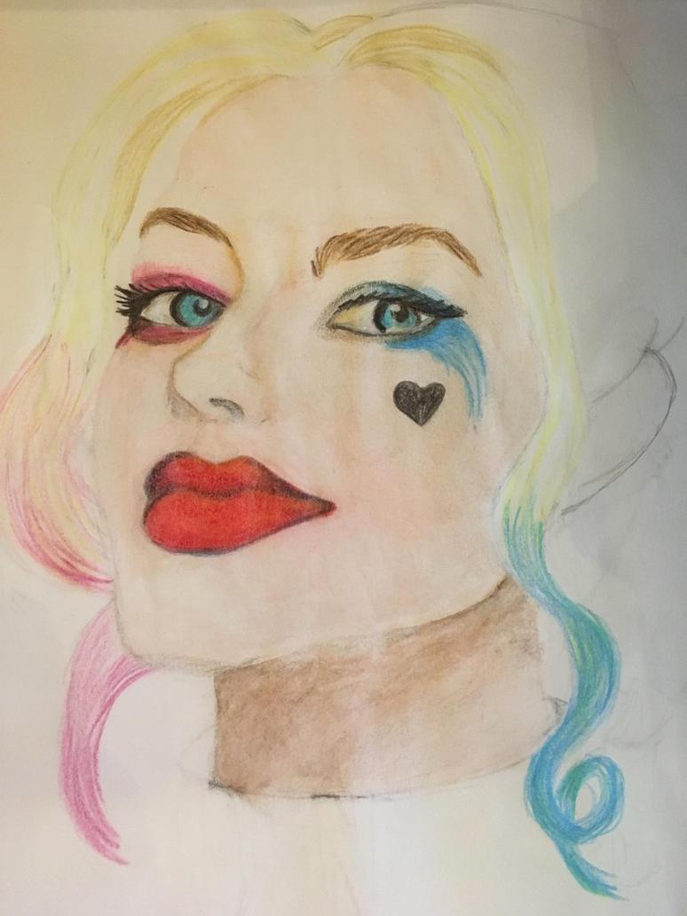Harley Quinn by Megsboland