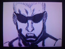 Duke Nukem Sketch by Mechaghostman2