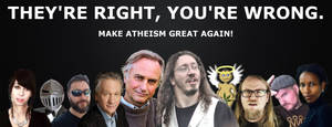 Make Atheism Great Again