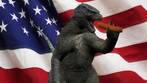 American Godzilla by Mechaghostman2