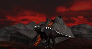 Hybrid Dinosaur