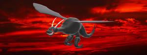 Microsoft Paint 3D - Dragon