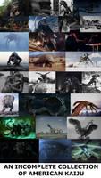 American Kaiju by Mechaghostman2