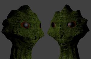 Reptile Man by Mechaghostman2