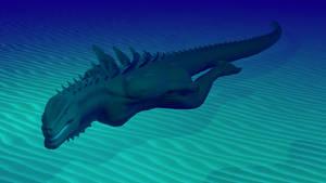 Godzilla 1998 by Mechaghostman2