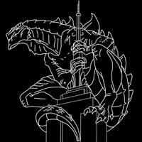 Godzilla by Mechaghostman2