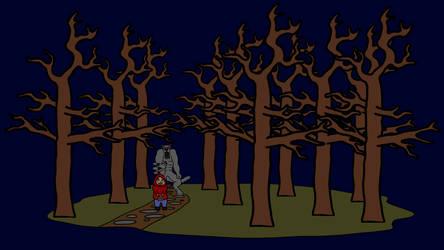 Little Red Robin Hood by Mechaghostman2