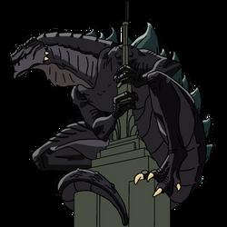 Godzilla The Series by Mechaghostman2
