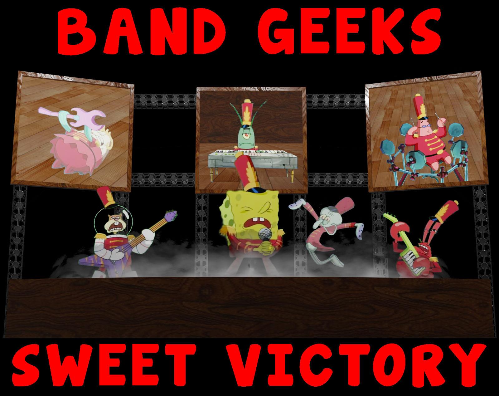 Band Geeks by Mechaghostman2