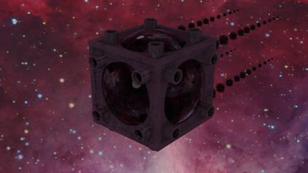 Functional Sci-fi Ship