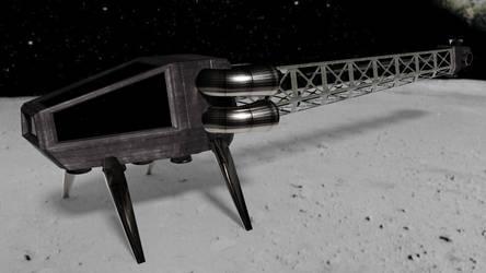 Lunar Helicopter