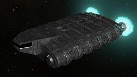 Flask Ship