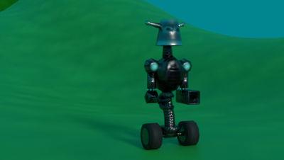 N64 Robot Thing