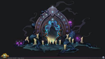 Allods Magic Mirror by Texelion