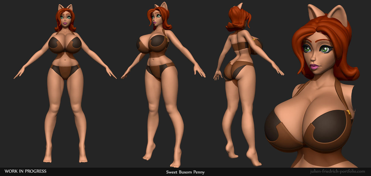 Penny Wip01 by Texelion