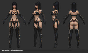 Elvira Wip 03 by Texelion