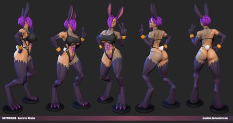 Naeru Bikini 3D Printable