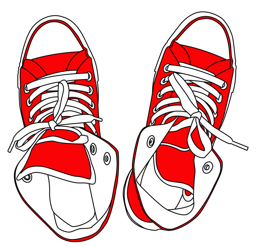 converse shoes logo vector. red converse vector by squiffythewombat shoes logo l