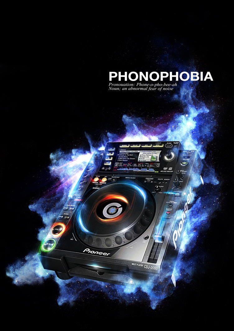 Pioneer CDJ2000 Promotional Image by squiffythewombat on ...