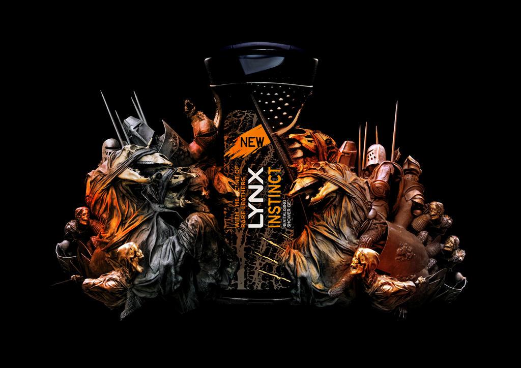 IgKnight Your Sense - Lynx Advert by squiffythewombat