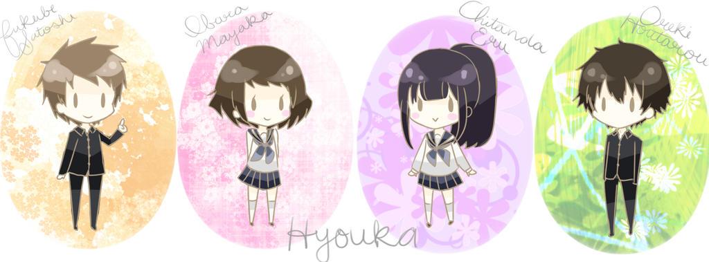 Hyouka by Ur-Style