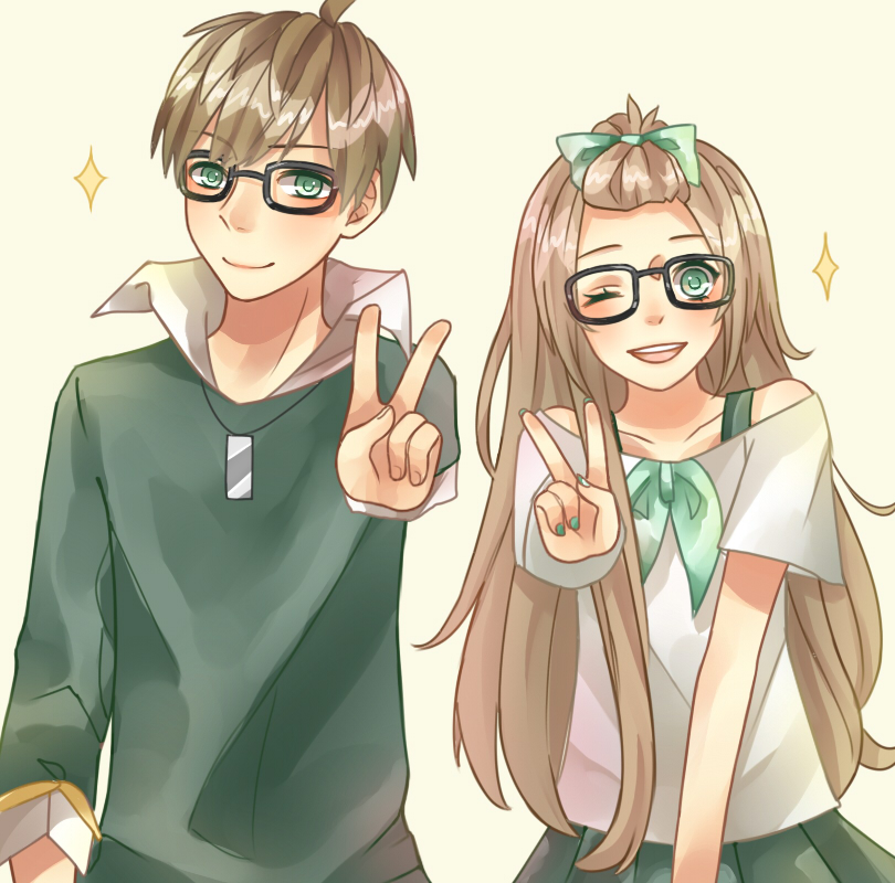 Peace Sign Anime Peace Sign by ur Style