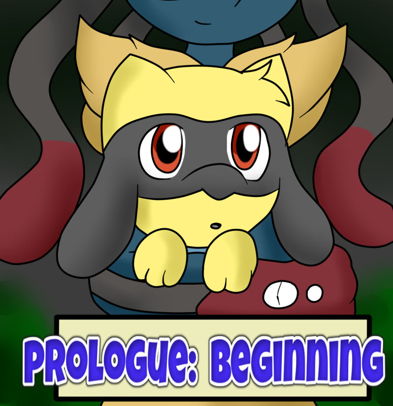 Prologue : Beginning
