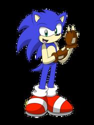 GC : Sonic the hedgehog