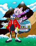 AT : Eggman y dra  Lily