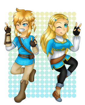 Collab : Breath of the wild