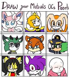 Draw Oc Mutual Poorly