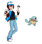 Mickie and Squirtle